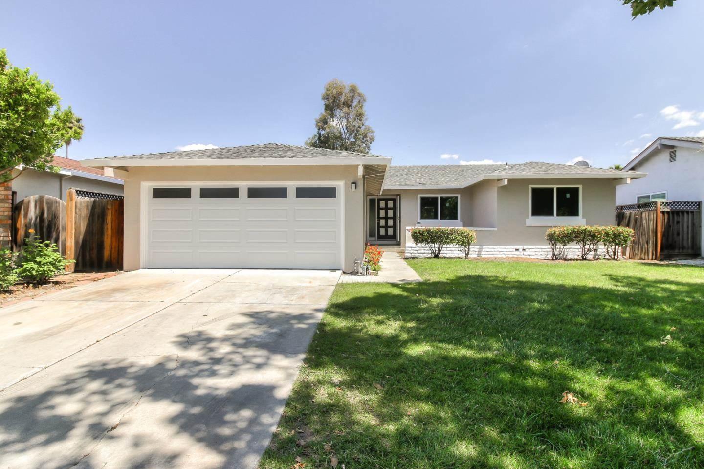 5868 Mcgilvra CT, Edenvale-San Jose, California