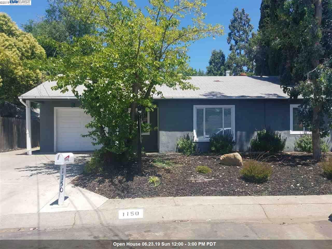 1150 Marilyn Way, Concord, California