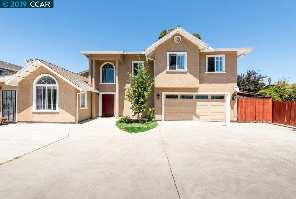 1011 Folsom Ave, one of homes for sale in Hayward