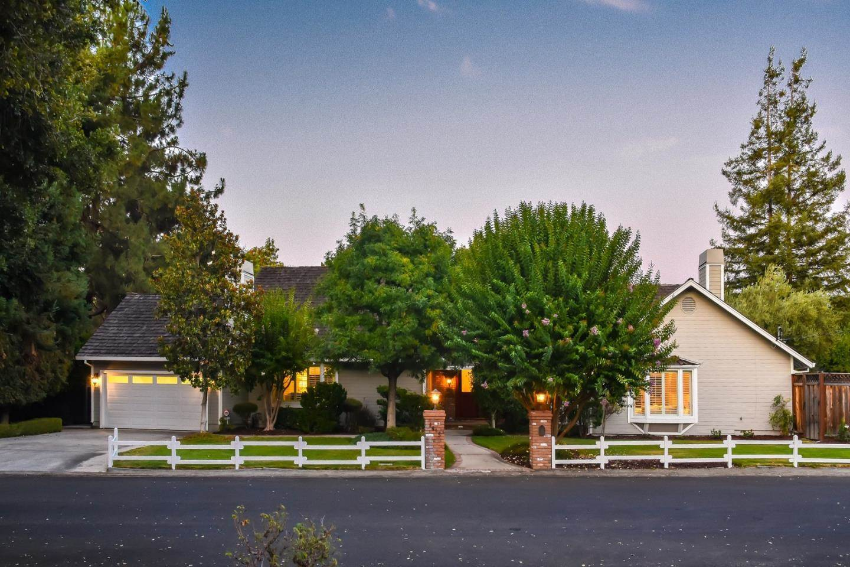 1615 Randolph PKWY, Los Altos Hills, California