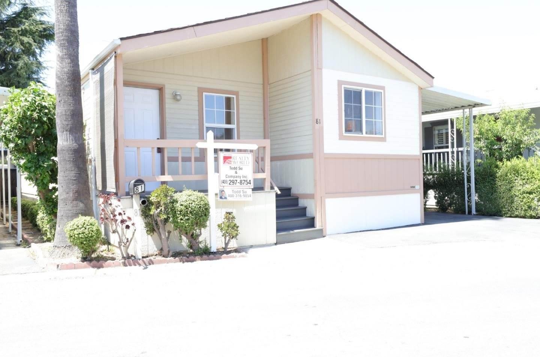 165 Blossom Hill RD 81, Edenvale-San Jose, California