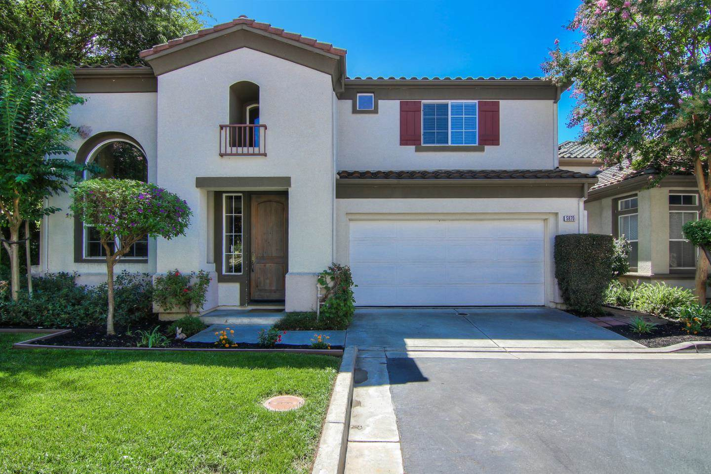 5870 Pala Mesa DR, Edenvale-San Jose in  County, CA 95123 Home for Sale