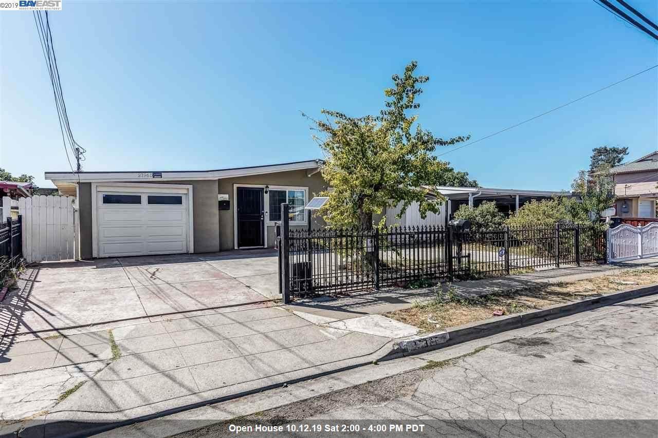 27965 Mandarin Ave, Hayward, California