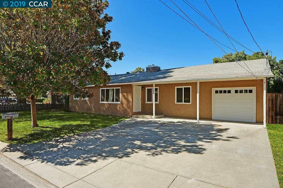 1341 Rosemary Ln, Concord, California