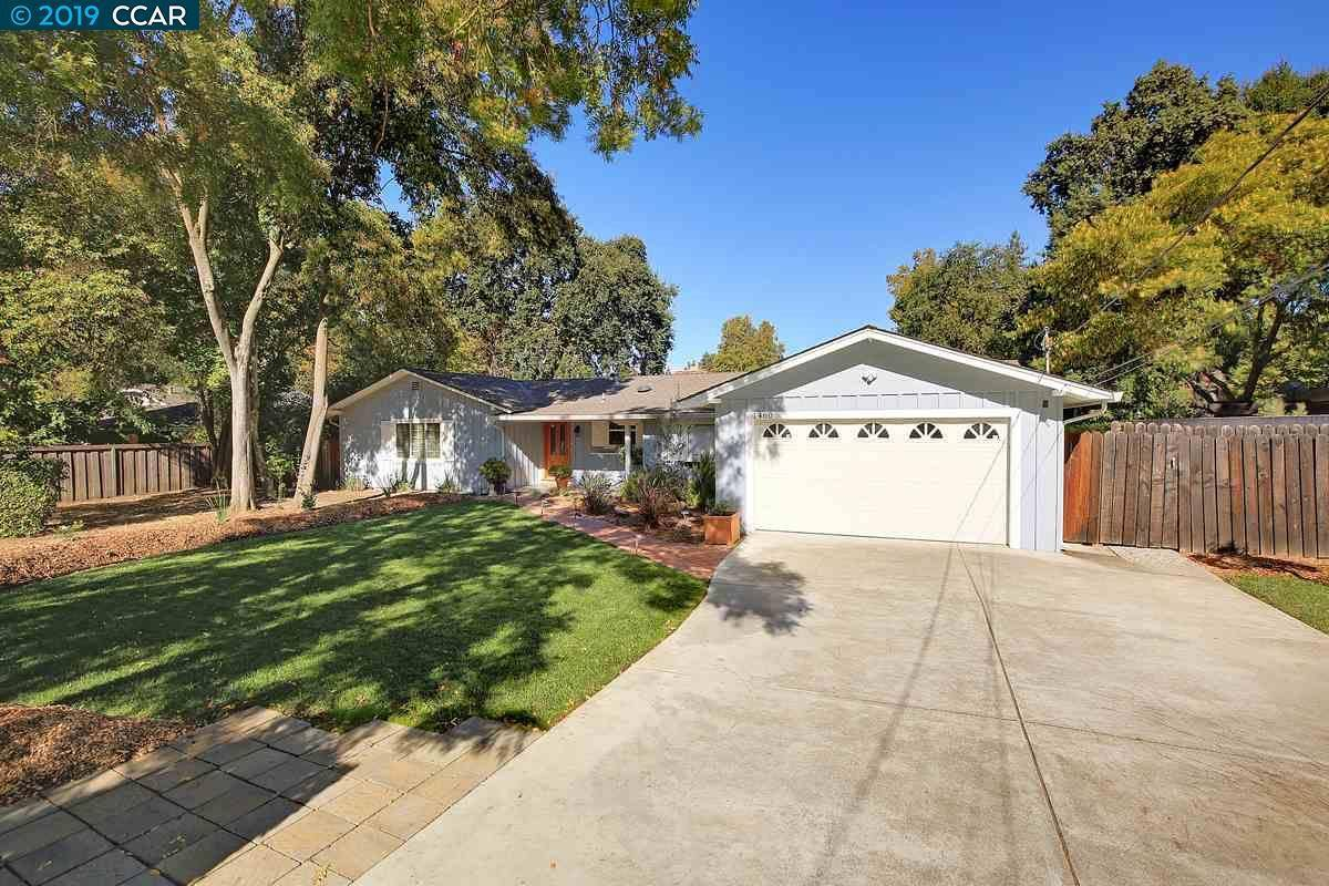 1460 Livorna Rd, Alamo in  County, CA 94507 Home for Sale