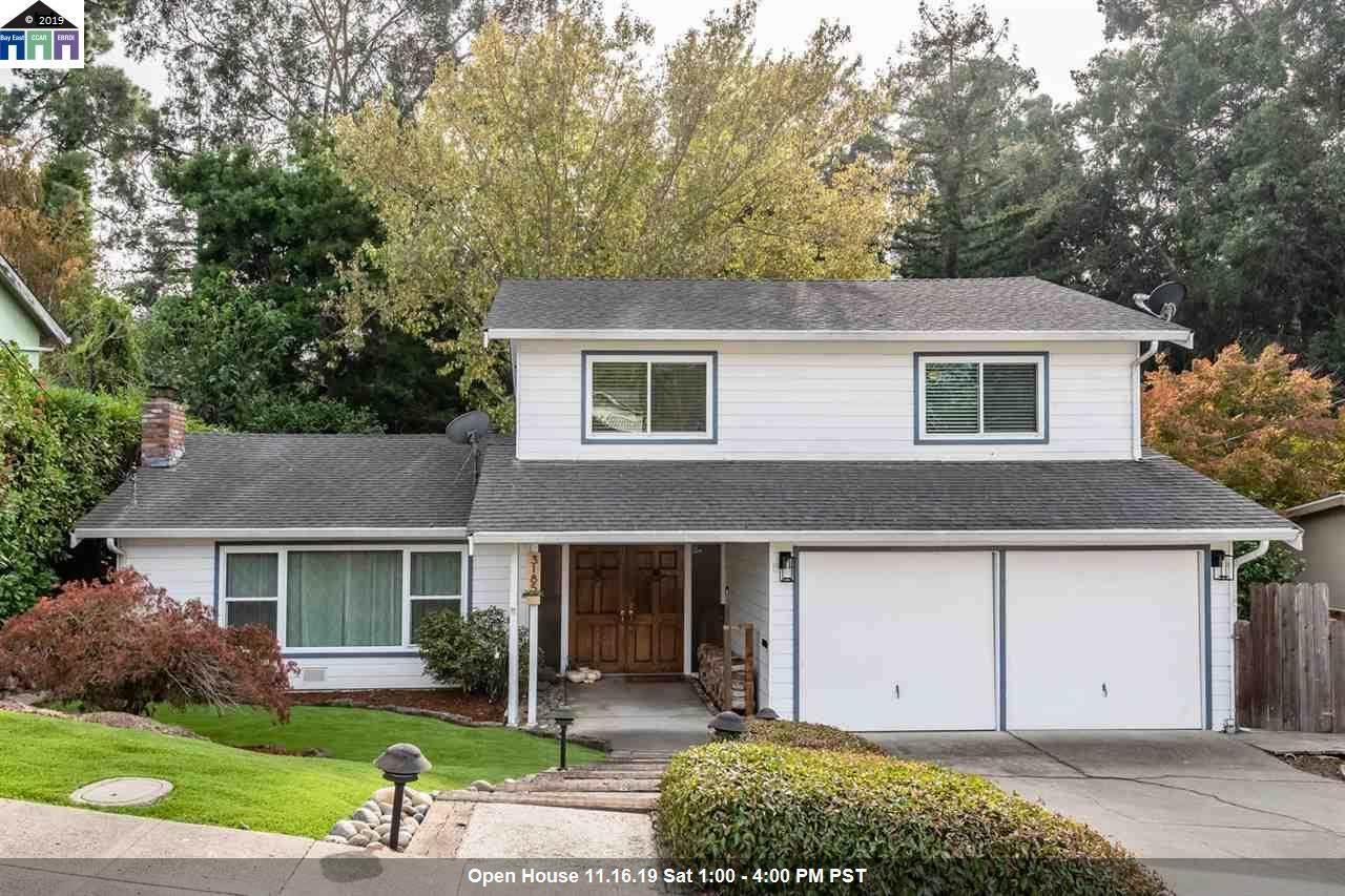 3185 Bridle Drive, Hayward, California