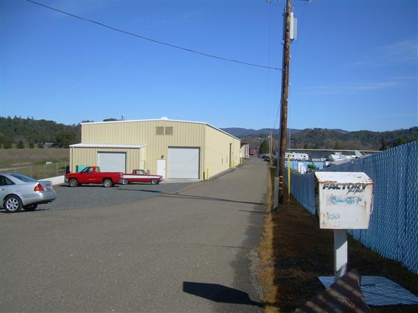 2.53 acres in Ukiah, California