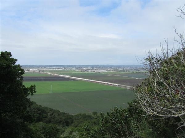 10 acres in Watsonville, California