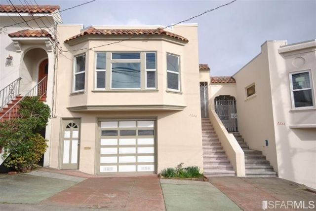 2250 21st Ave, San Francisco, CA 94116