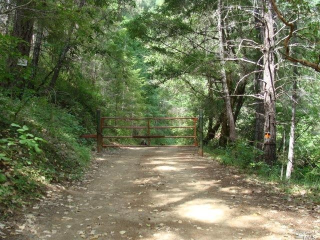 593 acres by Redwood Valley, California for sale