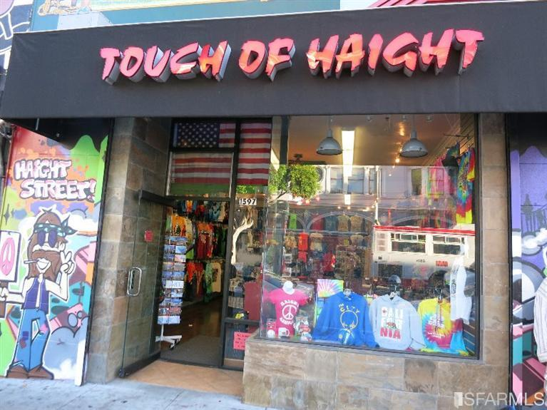 1597 Haight St, San Francisco, CA 94117