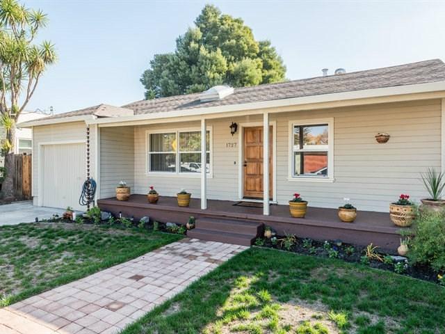 1727 Oak Ave, Redwood City, CA 94061