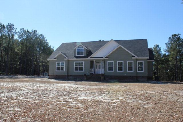 5 acres Rockingham, NC
