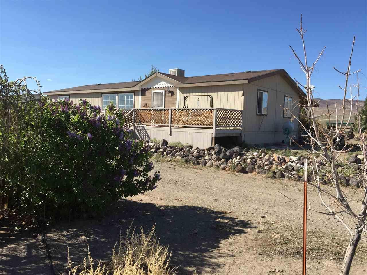4.38 acres Silver Springs, NV