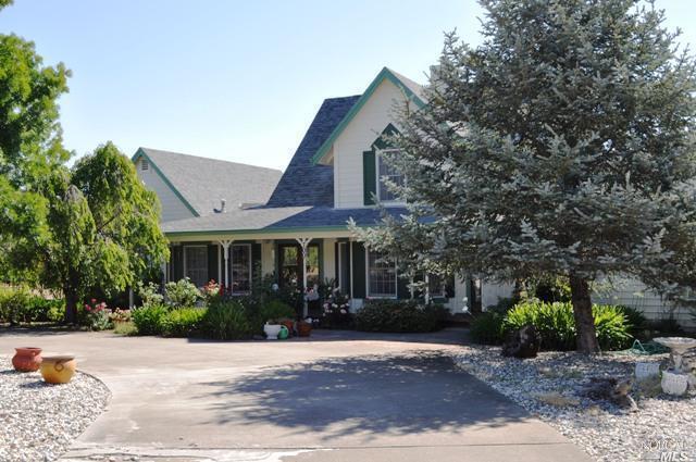 12.39 acres Ukiah, CA