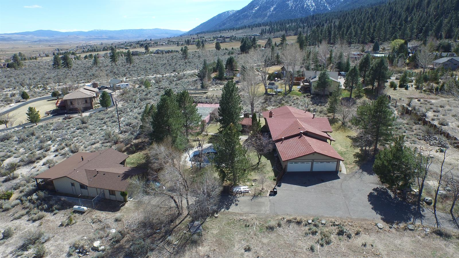 2 acres Gardnerville, NV
