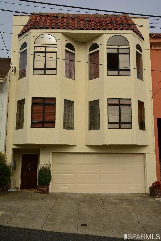 514 41st Ave, San Francisco, CA 94121