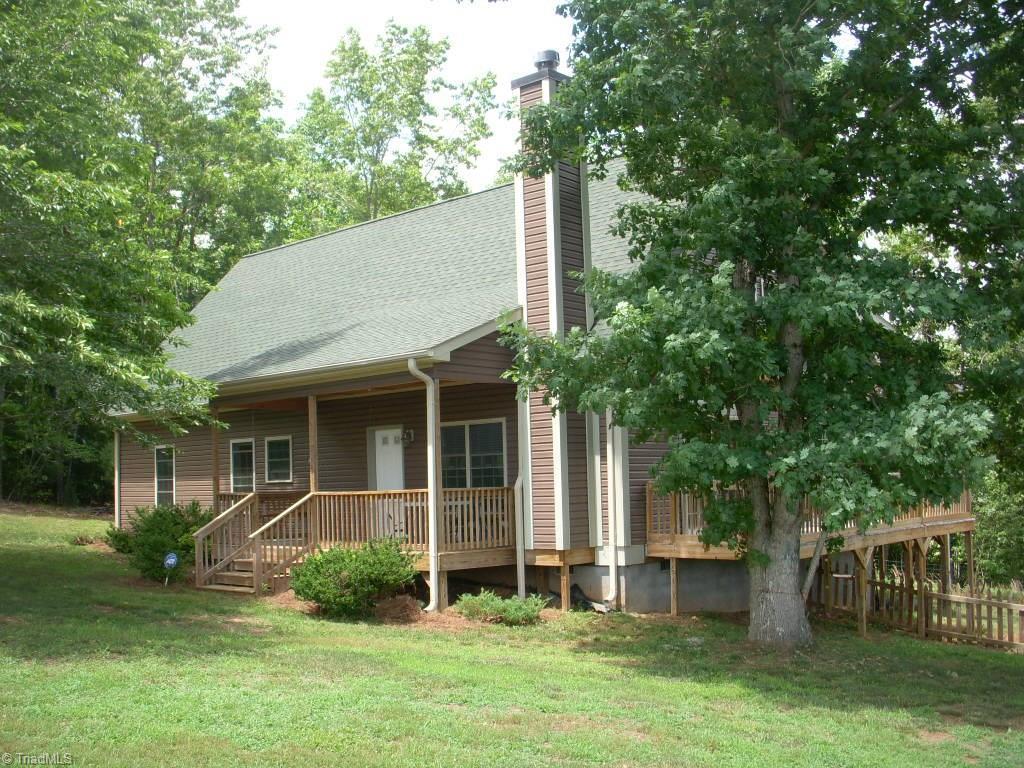 11.2 acres Thurmond, NC