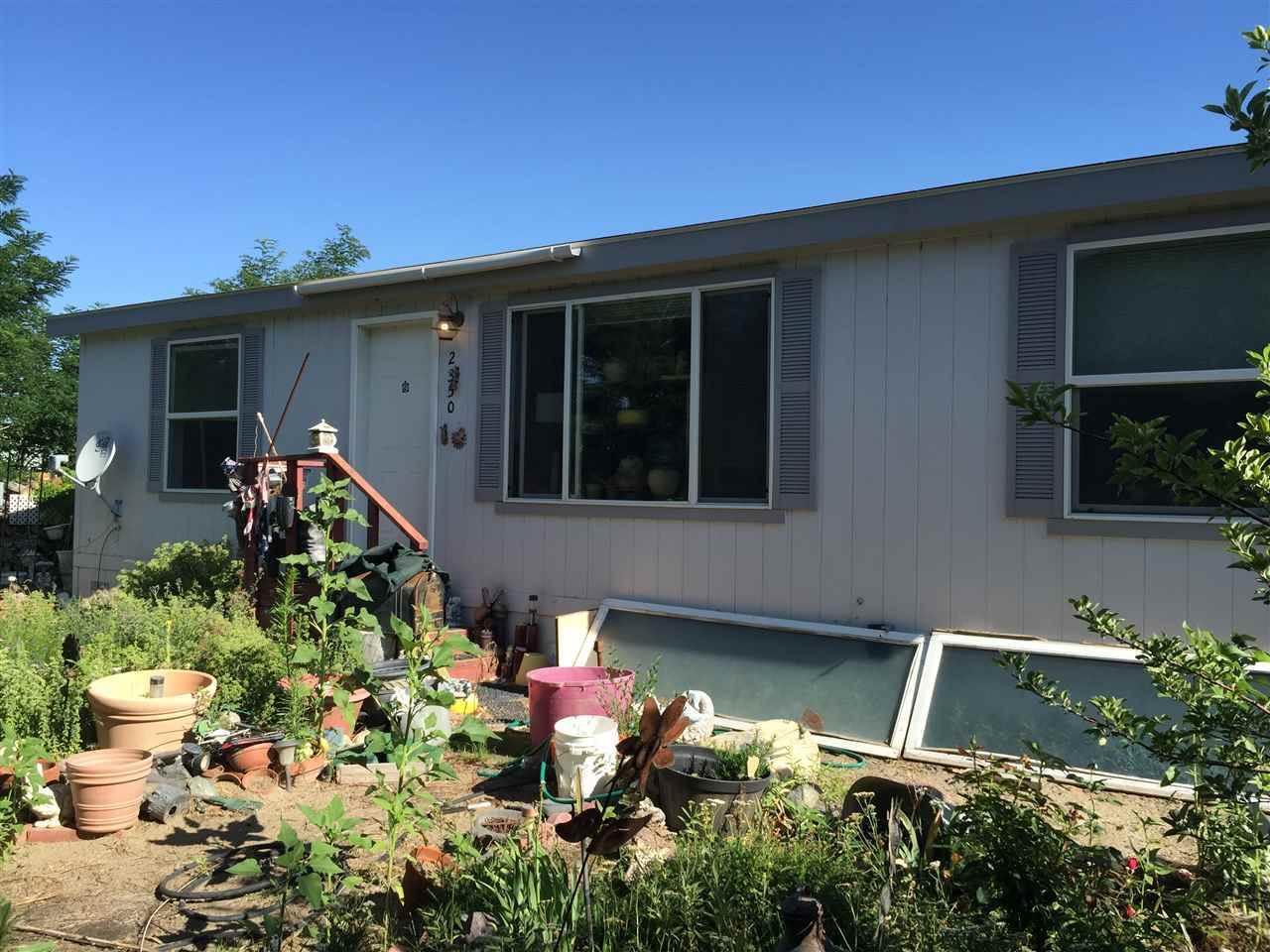 4.77 acres Silver Springs, NV