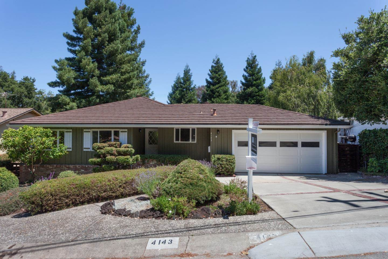 4143 Kingridge Dr, San Mateo, CA 94403