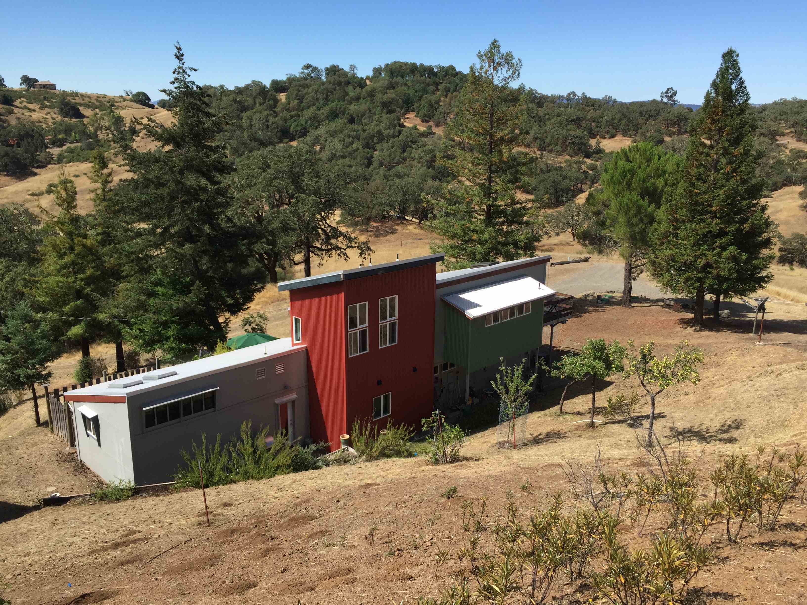 20 acres Redwood Valley, CA