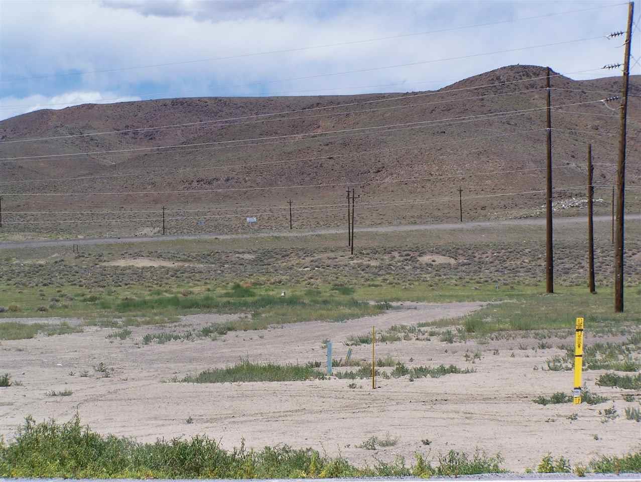 0.98 acres Silver Springs, NV
