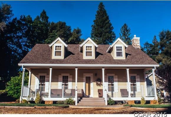 5.99 acres Murphys, CA
