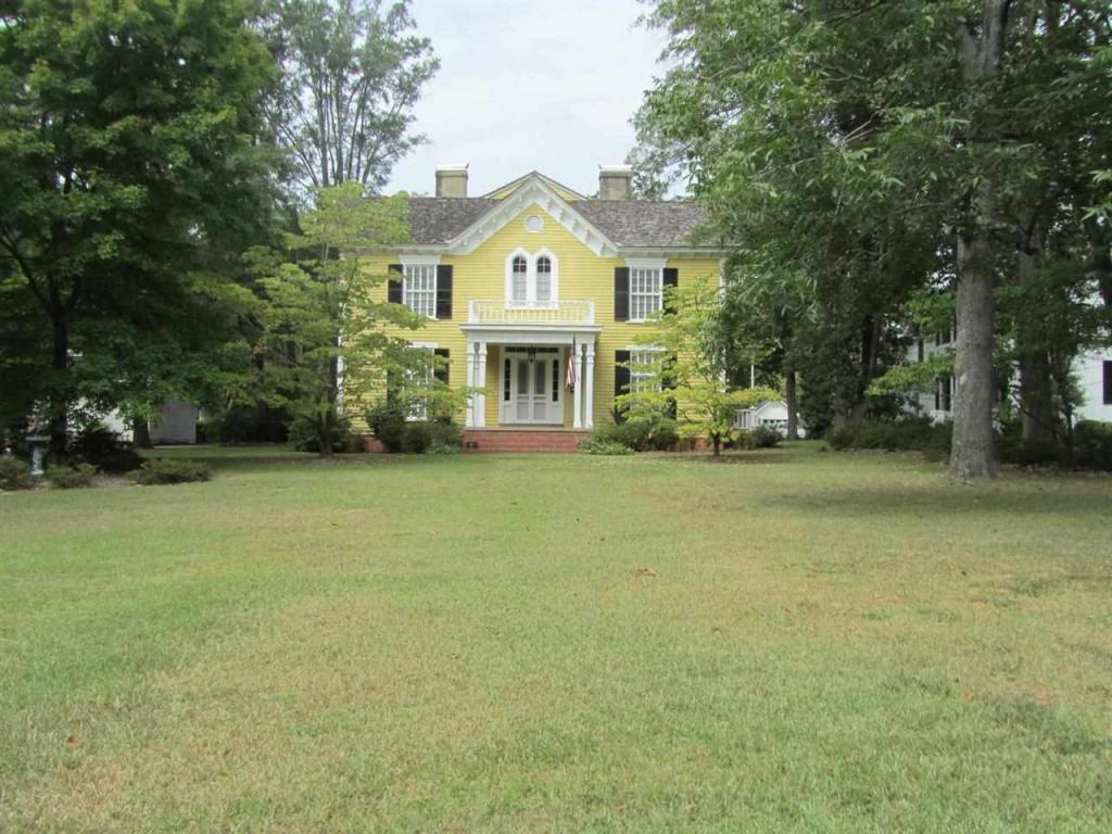 3.85 acres Rockingham, NC