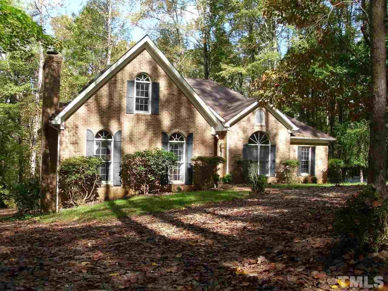 4.82 acres Pittsboro, NC
