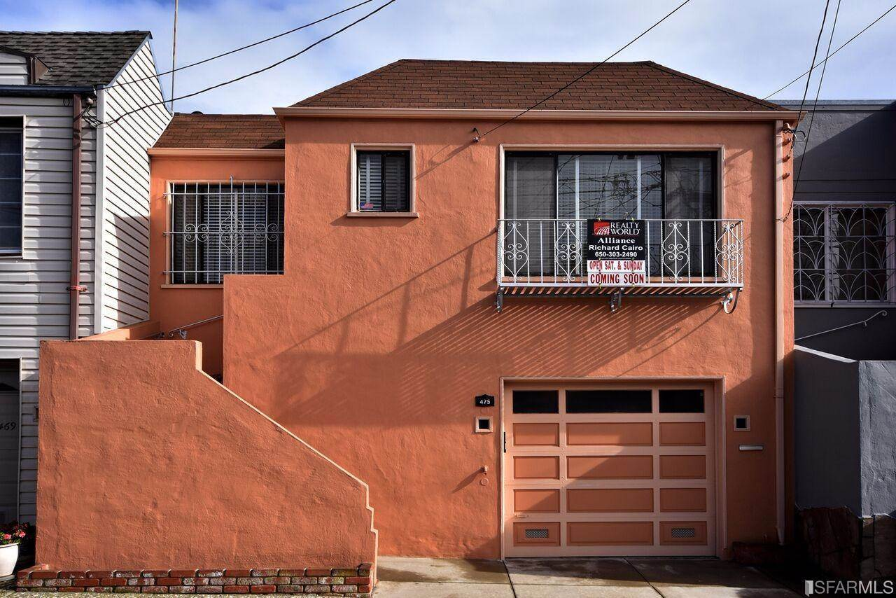 475 Princeton St, San Francisco, CA 94134