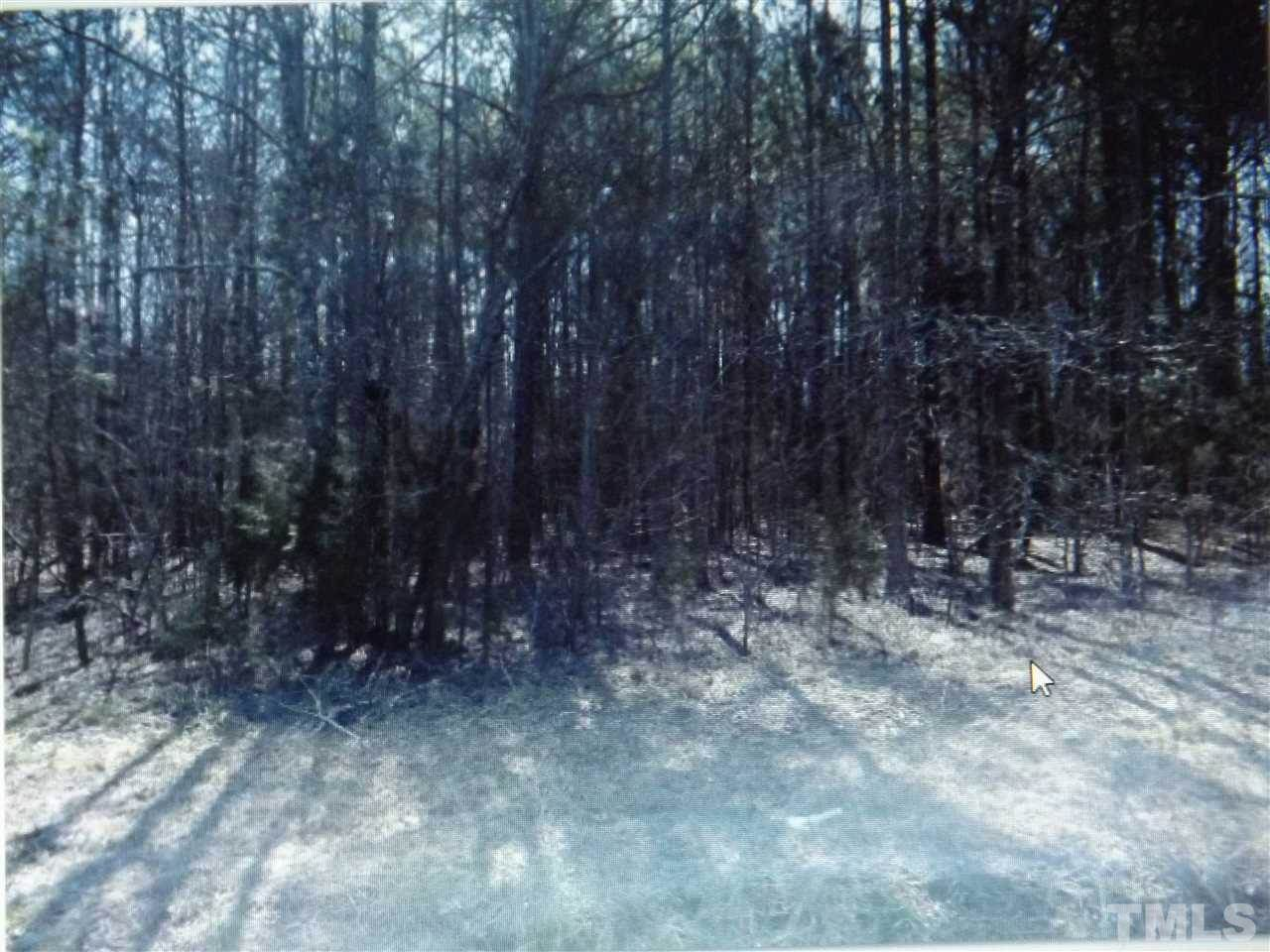 Image of Acreage for Sale near Bennett, North Carolina, in Chatham county: 1.84 acres