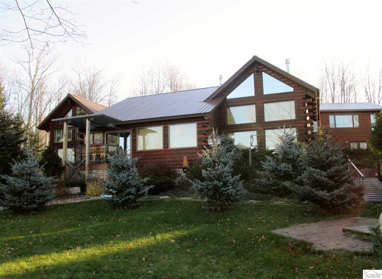19610 Mountain Ash Rd, Herbster, WI 54844
