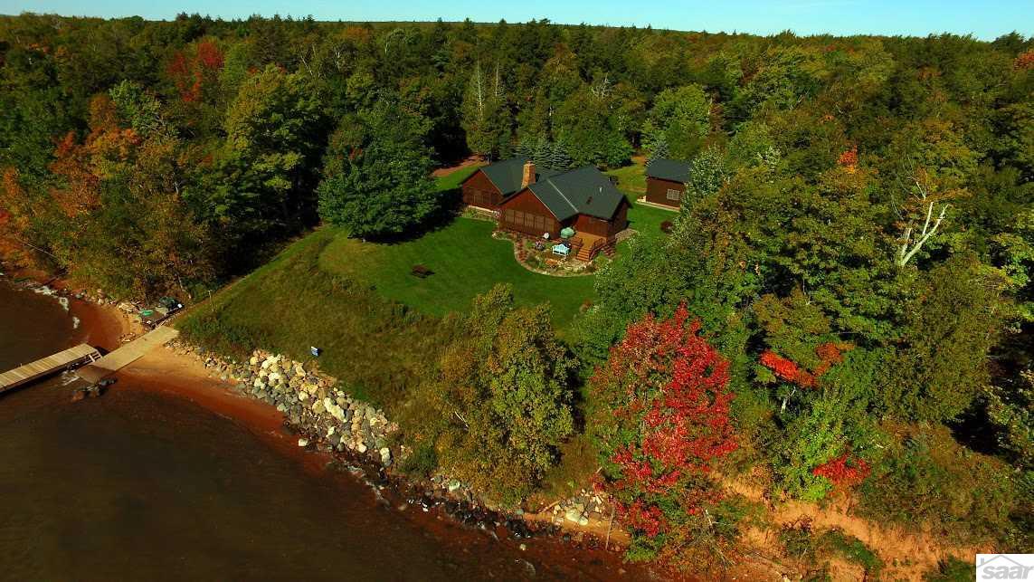 Real Estate for Sale, ListingId: 34270965, La Pointe,WI54850