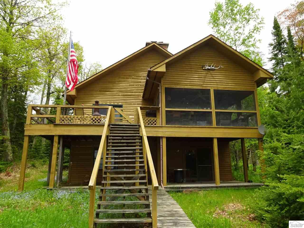 Photo of 587 Craigs Way  LaPointe  WI