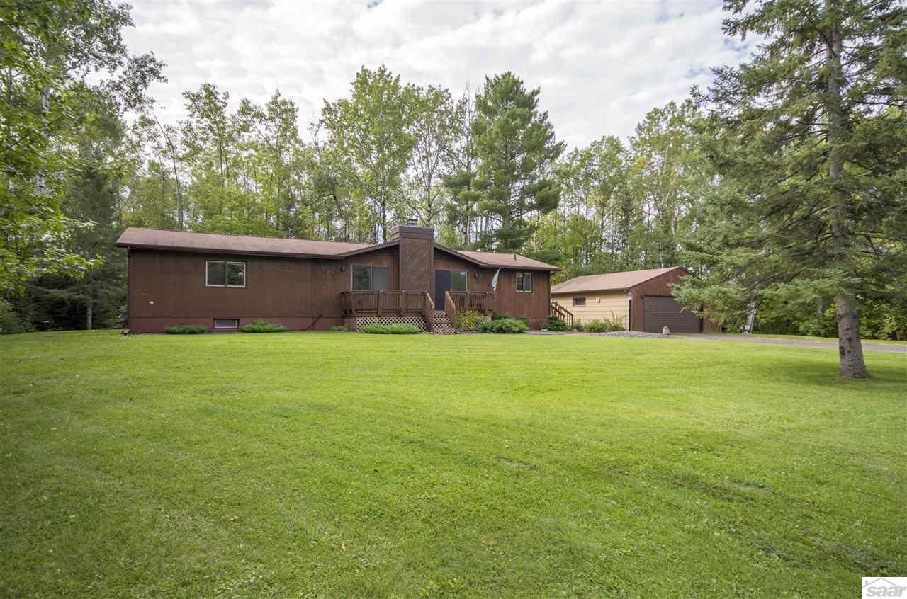 Photo of 6584 E County Rd C  South Range  WI
