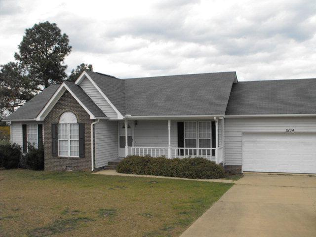 Rental Homes for Rent, ListingId:32445624, location: 1594 Ponderosa Trail Cameron 28326