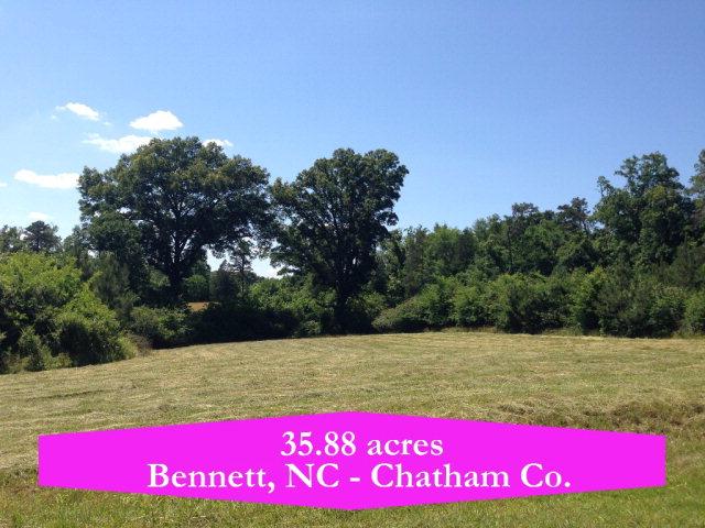 Will Shields Rd, Bennett, NC 27208