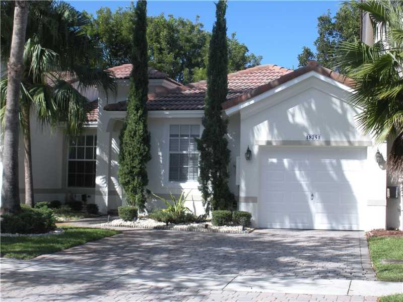 Photo of 18751 Southwest 25th Ct  Miramar  FL