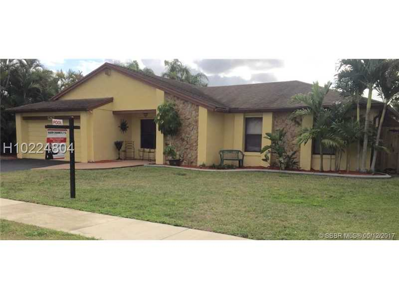 Photo of 5267 Southwest 116th Ter  Cooper City  FL