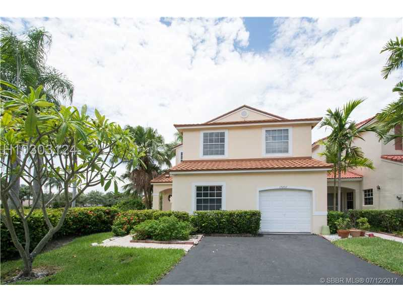 Photo of 17257 Northwest 8th St  Pembroke Pines  FL
