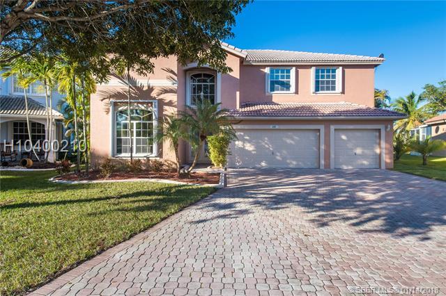690 SW 168th Way, Pembroke Pines, Florida