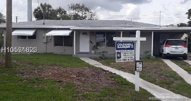 1101 SW 51st Ave, Plantation, Florida