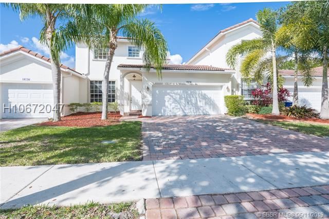 One of Miramar 3 Bedroom Homes for Sale at 18736 SW 27th Ct