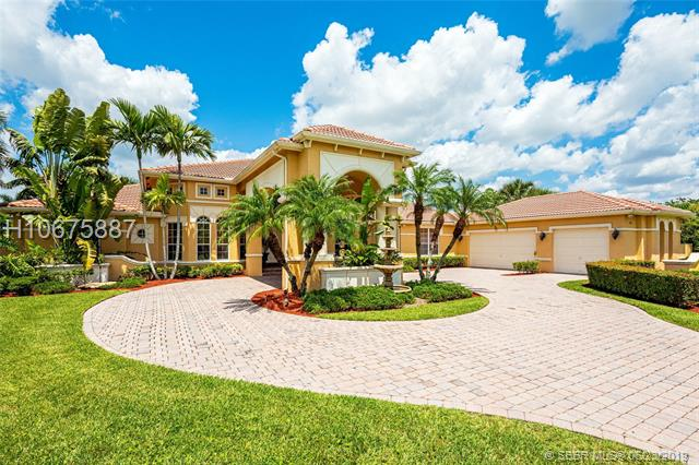 5055 Regency Isles Way, Cooper City, Florida 4 Bedroom as one of Homes & Land Real Estate