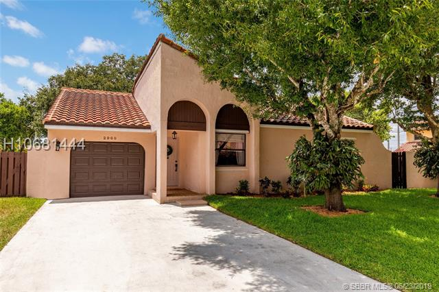 Cooper City Homes for Sale -  Price Reduced,  2960 Azalea Dr