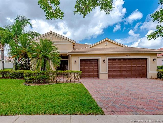 4837 Hibbs Grove Way, Cooper City, Florida