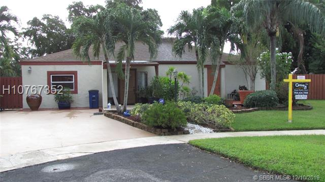 Cooper City Homes for Sale -  Price Reduced,  9400 SW 49th Pl