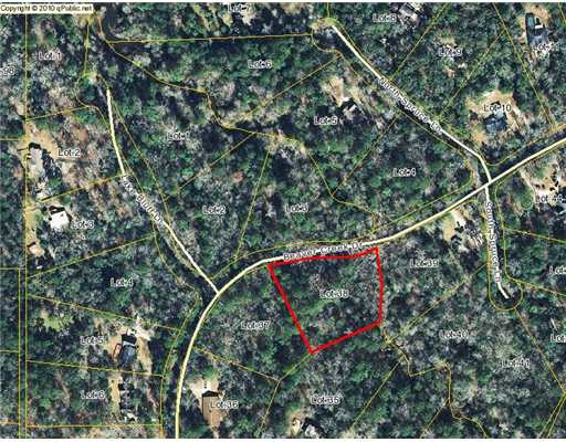 1.8 acres by Havana, Florida for sale