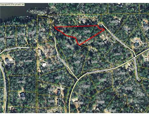 2.1 acres in Havana, Florida