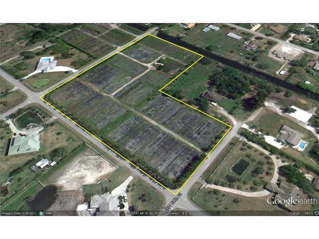 Image of Acreage w/House for Sale near Southwest Ranches, Florida, in Broward county: 7.50 acres